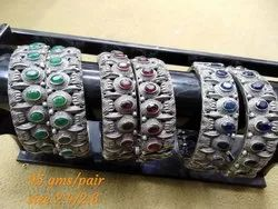 Jaipur Brass Bangles with Antique Look