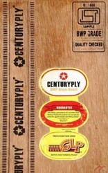 Centuryply Plywood, Thickness: 4 - 25 mm