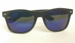 Black,Brown Square Men Designer Plastic Sunglasses