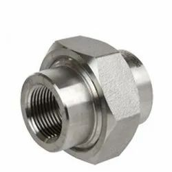 Stainless Steel Forged Threaded Union