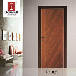 PC-825 Designer Waterproof Wooden Door