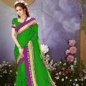 Party Wear Fancy Silk Saree