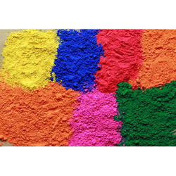 Multiple Holi Color Powder