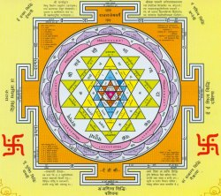 Mahalaxmi Shree Yantra