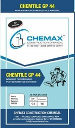 Chemax Vitrified Tile Adhesives, 3 To 8 Mm