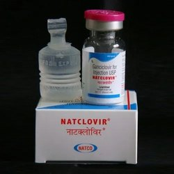 Natclovir Ganciclovir 500mg