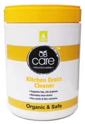 OB Care Kitchen Drain Cleaner Natural and Effective
