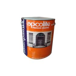 Apcolite Premium Enamel Asian Paint, Packaging Type: Bucket