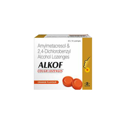 Amylmetacresol & 2, 4-Dichlorobenzyl Alcohol Lozenges