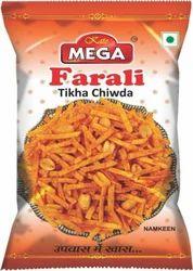 Kate Mega Farali Tikha Chiwda Namkeen, Pack Size: 25gm