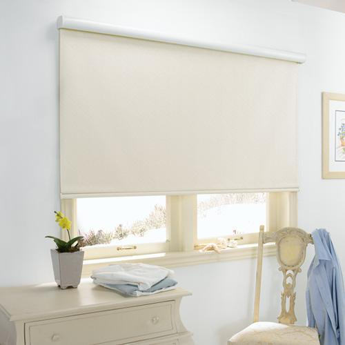 White Roll Up Blinds.Rollup And Roman Blinds