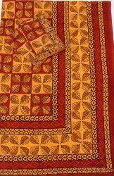 Bagru Print Bed Sheets