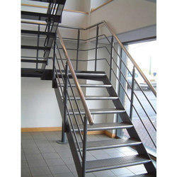 MS Stairs Railing