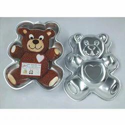 Teddy Bear Cake Pans Large