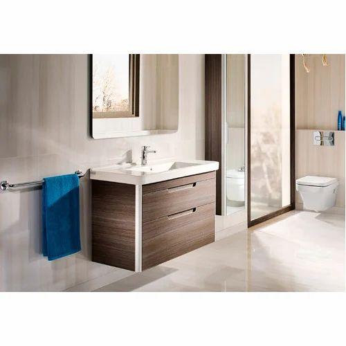 . Wash Basin Vanity