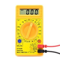 NABL Calibration Service For Multimeter