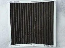 Fiberglass Furnace Filter for Chemical Industry, Model Name/Number: KL-FF