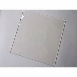 Transparent Plain Glass Sheet, Shape: Flat, Thickness: 1-7 mm