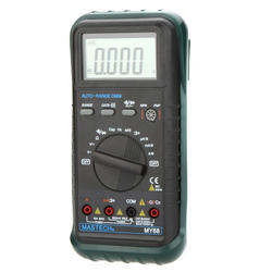 MY-68 Mastech Digital Multimeter