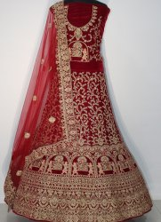 Fancy Embroidered Lehenga Choli