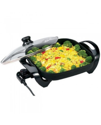 Orbit Zorro 34cm 1500-Watt Pizza Pan (Black)