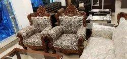 Teakwood Carved Sofa Set