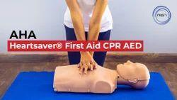 d0cf180c32c8 AHA Heart Saver First Aid CPR AED