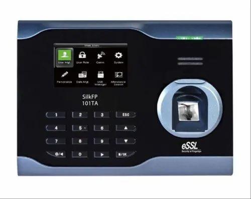 SilK FP-101TA eSSL Biometrics & RFID, Silk-Bio Attendance System