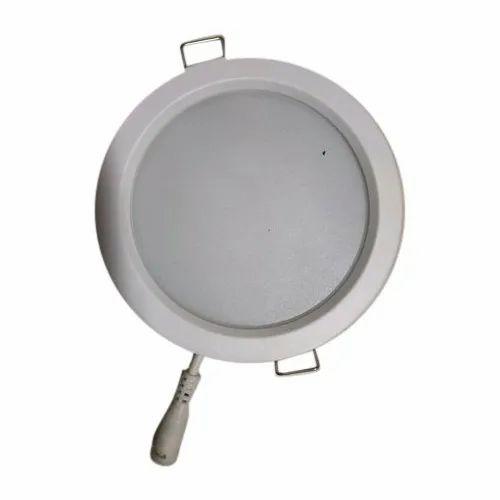 Cool White 12 W 12 Watt Round Panel Light