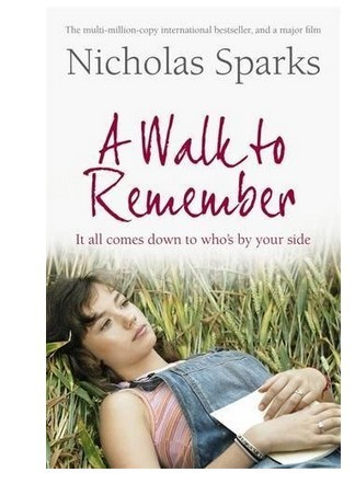 english movie a walk to remember