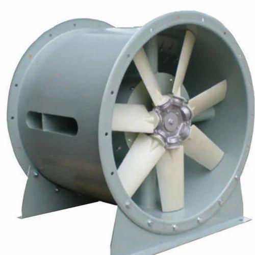 Axial Flow Fans, अक्षीय प्रवाह पंखा, Axial Flow Fans