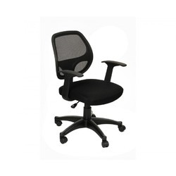 Fort Black Mesh Back Executive Chair