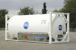 Liquid Co2 Storage Tank