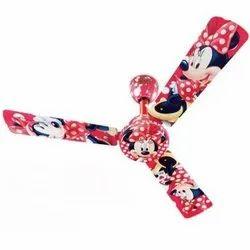 Minnie Mouse Bajaj Ceiling Fan, Warranty: 1 Year