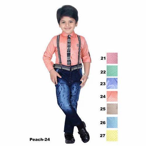 Kids Dress Boys At Rs 655 Set Boys Clothes Id 15903805488
