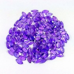 Amethyst Faceted