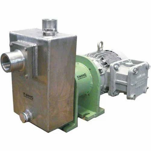 Magnetic Drive Self Priming Pumps