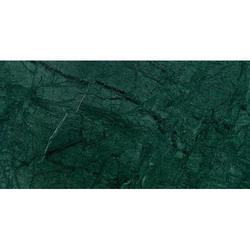 Polished Finish Green Marble Slab, Thickness: 15 mm
