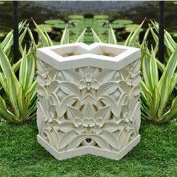 Marble Garden Stand Handicraft