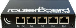 MikroTik RB450G Ethernet Routerboard