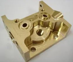 CNC Metal Parts, For Industrial, Packaging Type: Carton Box