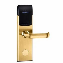 HL300-GG PVD Golden Hotel Lock
