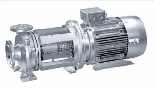 KSB Etabloc-SY Pump, Ksb Centrifugal Pumps | Partap Garden