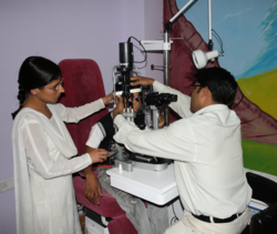 ORBIS Paediatric Ophthalmology Treatment Services