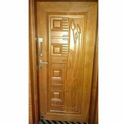 Stylish Wooden Door 10 30 Mm Rs 525 Square Feet Economic Panel