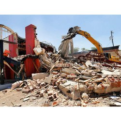 Building Demolition Contractor Service