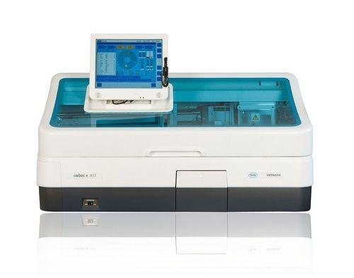 roche cobas e 411 analyzer laboratory use id 18459693330 rh indiamart com cobas e411 user manual pdf Cobas E411 USA