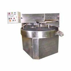 SS 304 Semi Automatic Chapati Making Machine