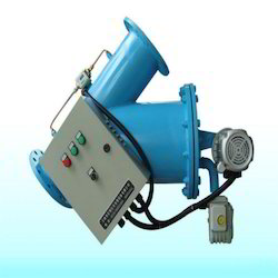 Motorized Self Cleaning Filter