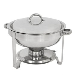 Dish With Burner, 6 Litre And-Other Sizes
